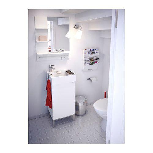 LILLÅNGEN Spiegel - weiß - IKEA Steinheim Pinterest Ikea und - eckschrank badezimmer weiß