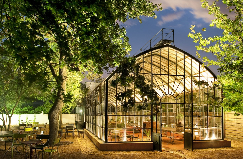 Greenhouse Wedding Venue Babylonn Winelands South Africa