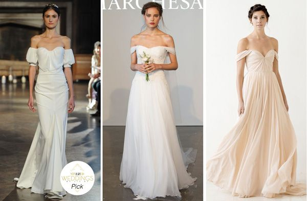 Guest Post: 2015 Bridal Gown Trends by Liz Uy | Bridal gowns, Gowns ...