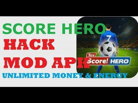 score hero apk hack