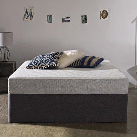 Home Products In 2019 Box Bed Foam Mattress Memory Foam