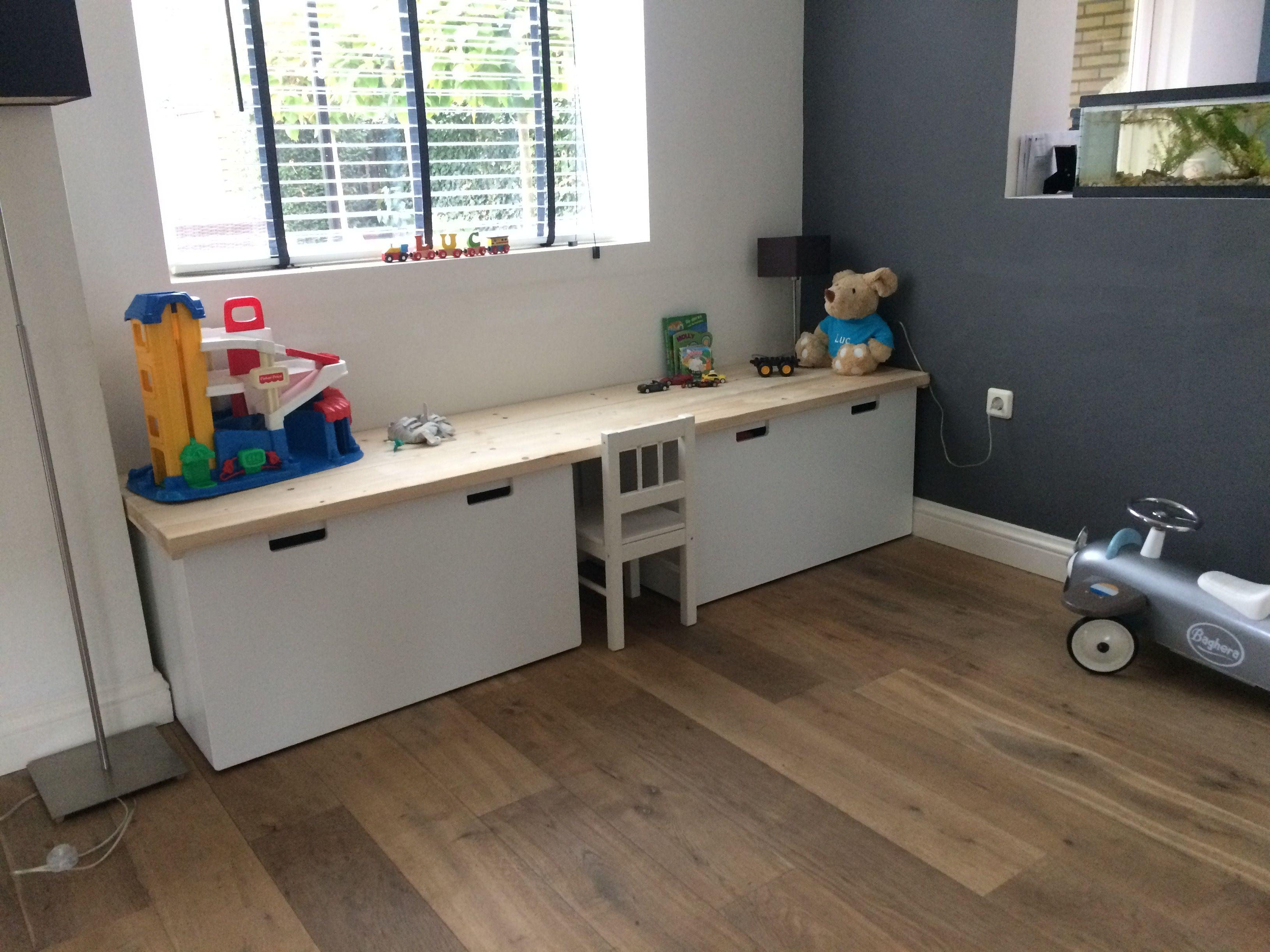 Ikea speelhoek woonkamer | Interieur | Pinterest