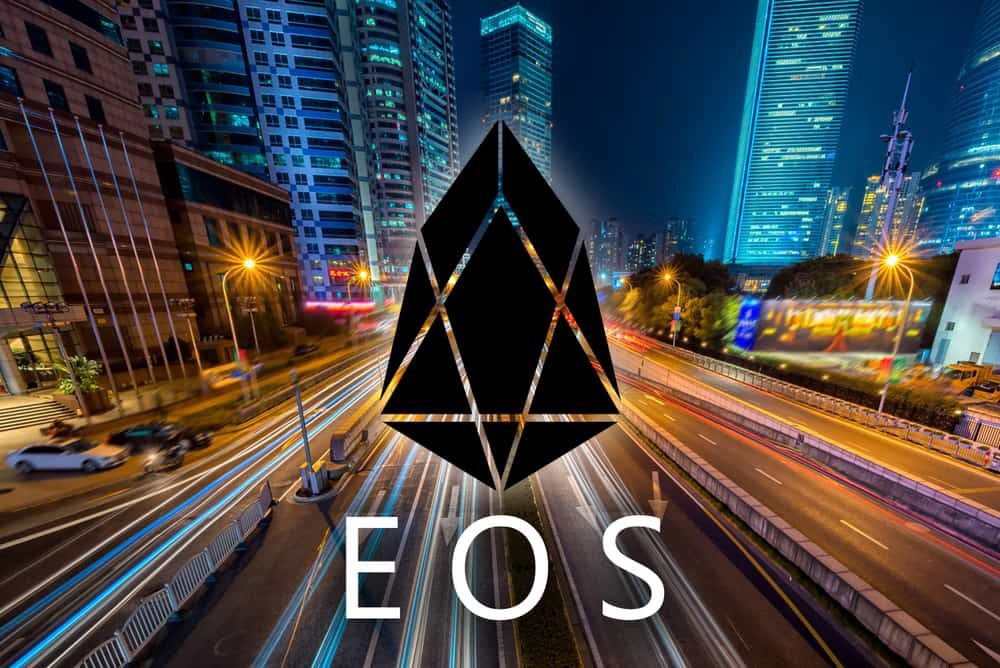 eos coin roadmap