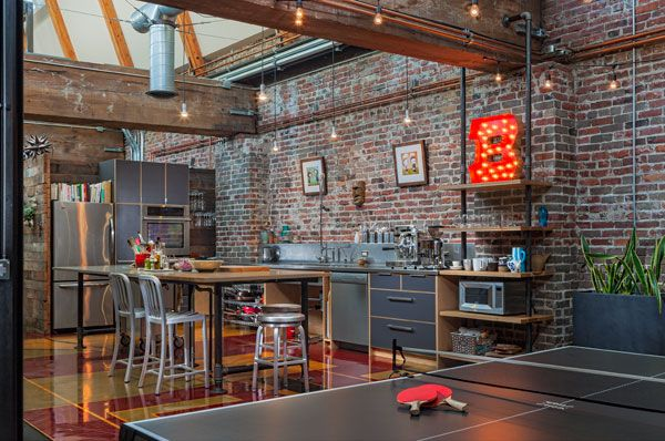 Seattle Magazine Home And Garden Architecture Building Aia Green Design Collide In This Capitol Hill Loft