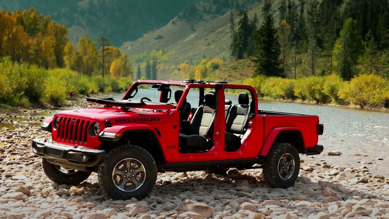 10 Common Mistakes Everyone Makes In 2020 Jeep Gladiator Video