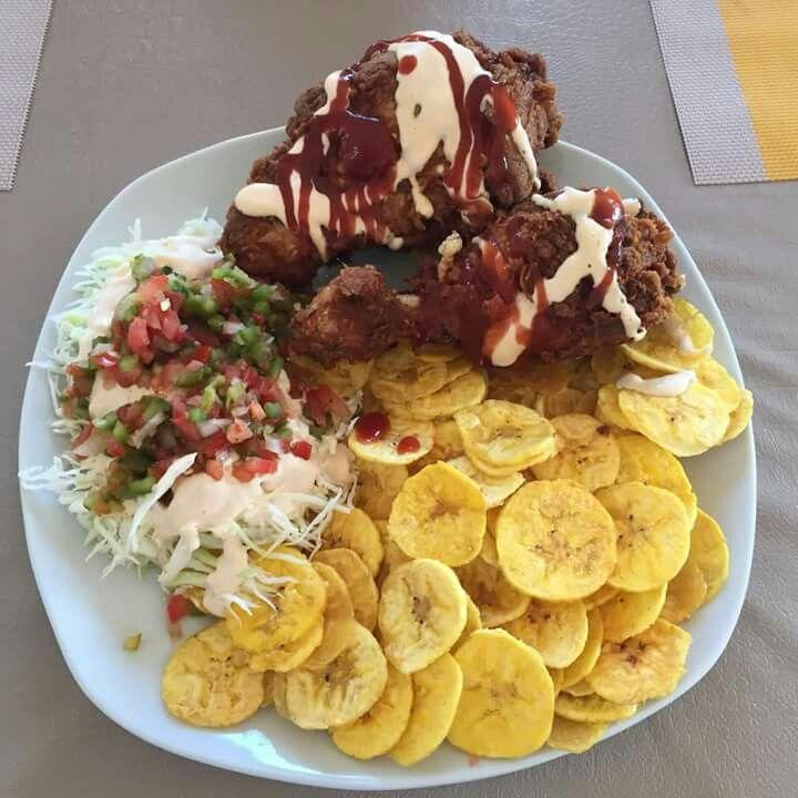 Cocina Hondurea Y Mas