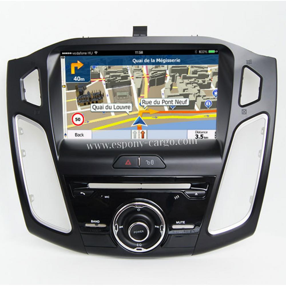 Ford Focus 2012 2015 Gps Navigation System Gps Navigation System Gps Navigation Ford Focus