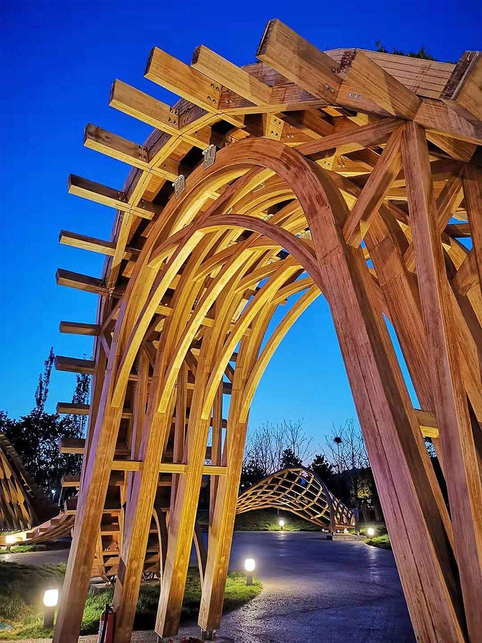 Design Of Qinsen Enterprise Exhibition Garden For 2019 Beijing World Horticultural Exposition In 2020 Exhibition World Design Research