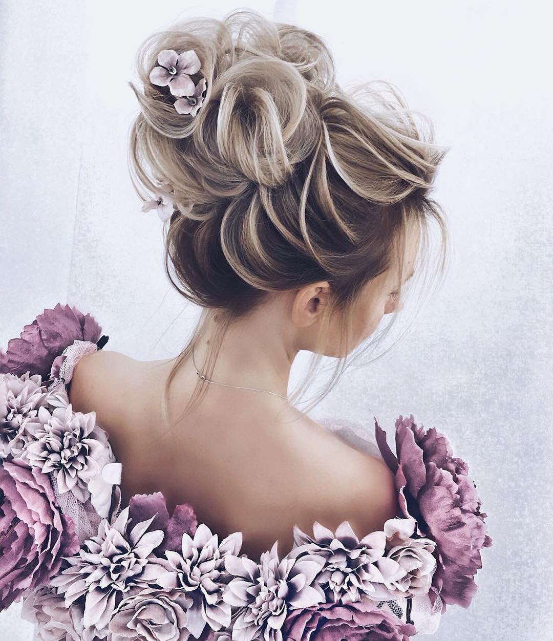 best elstile wedding hairstyles for hair and makeup