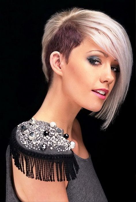 Edgy Hairstyles Looks Gorgeous And Graceful Edgy Short Hair
