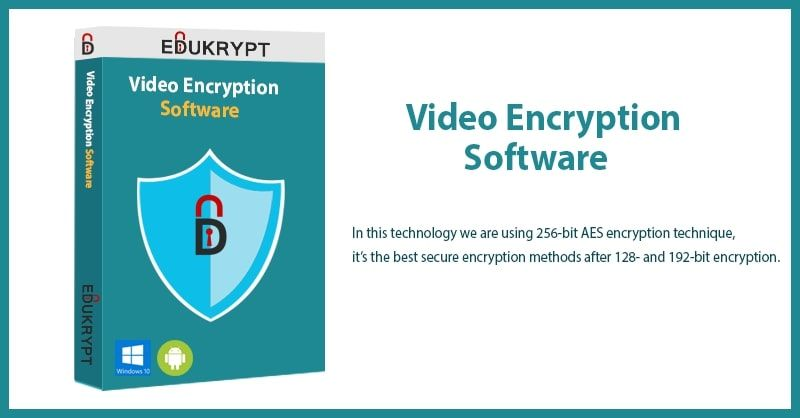 Video Encryption Software is a new type of technology that