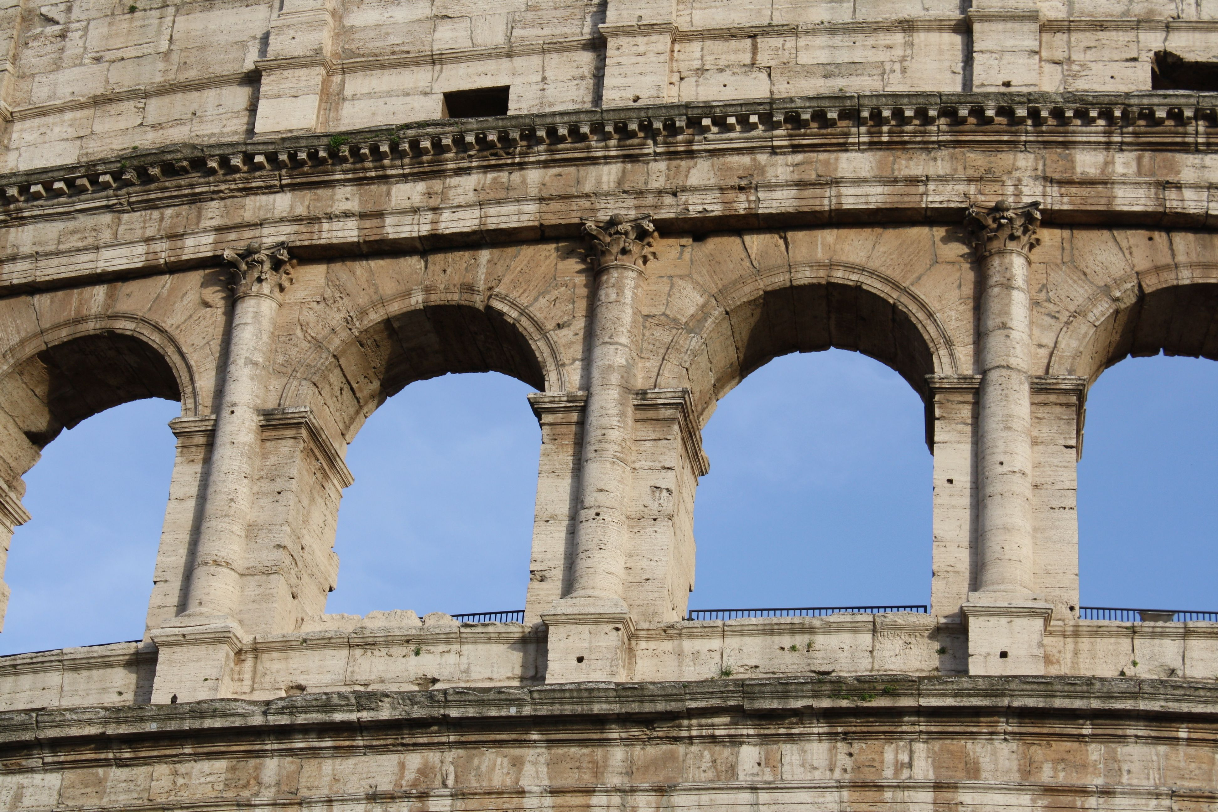 Ancient Roman Pilaster
