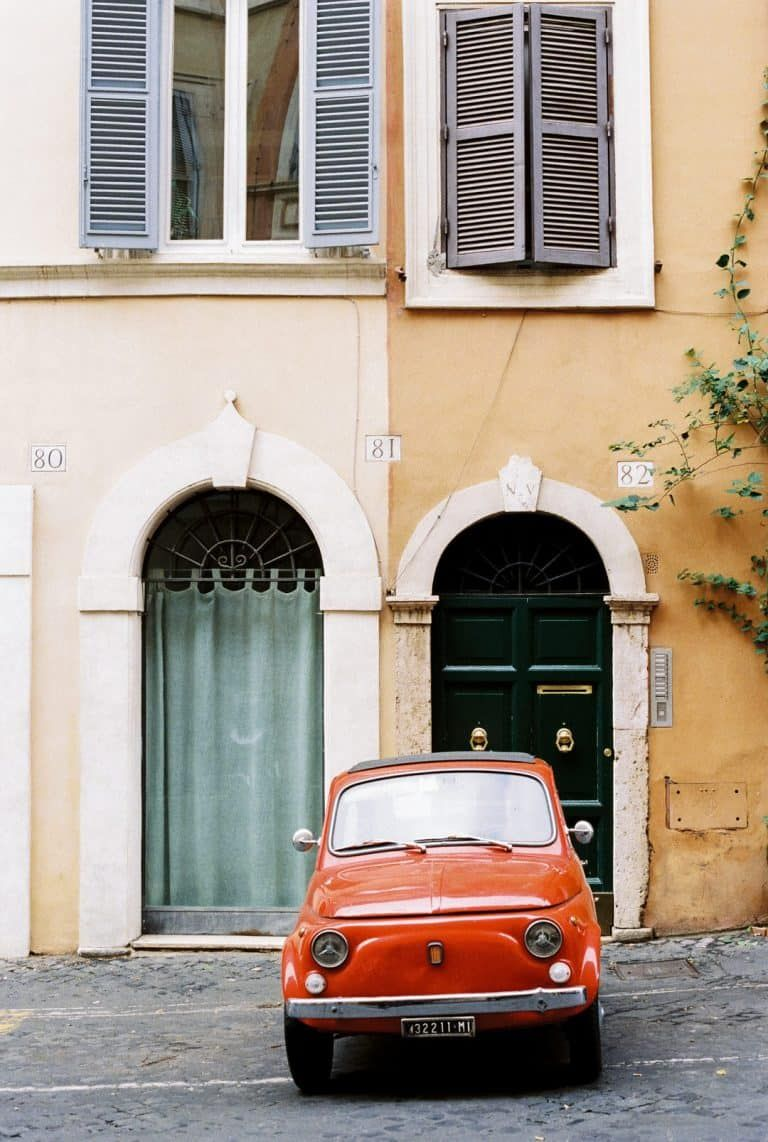 35mm Film Photography Rome Travel Story by Andy Hirst » Shoot It With Film