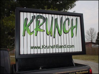 Krunch - The Hottest Rock Band on the East Coast!