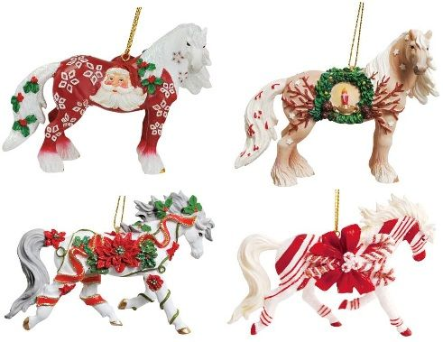 horse of a different color christmas 2012 ornaments - Horse Christmas Decorations Uk