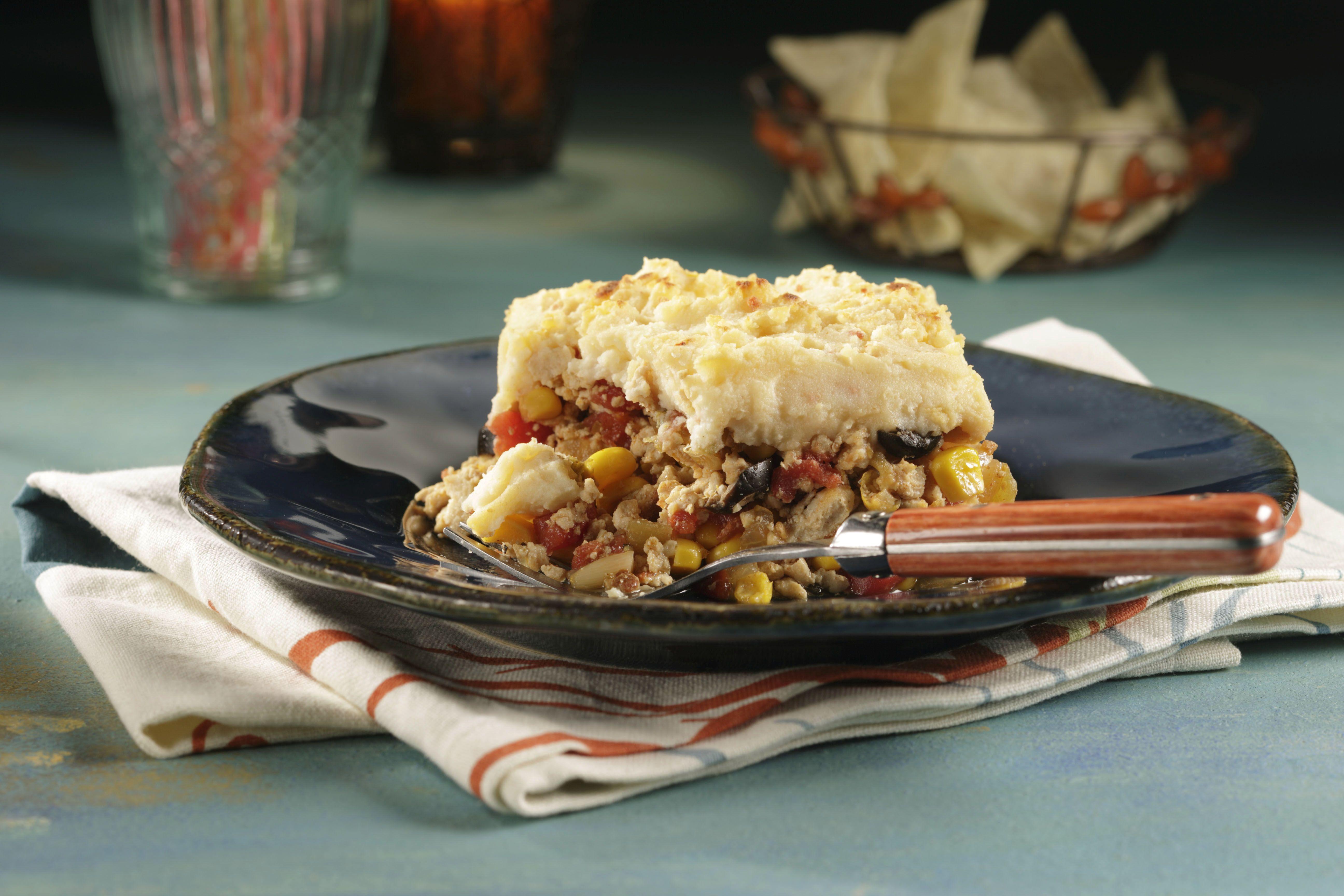 Idahoan® Mexican Casserole | Recipe | Food recipes, Gluten ...