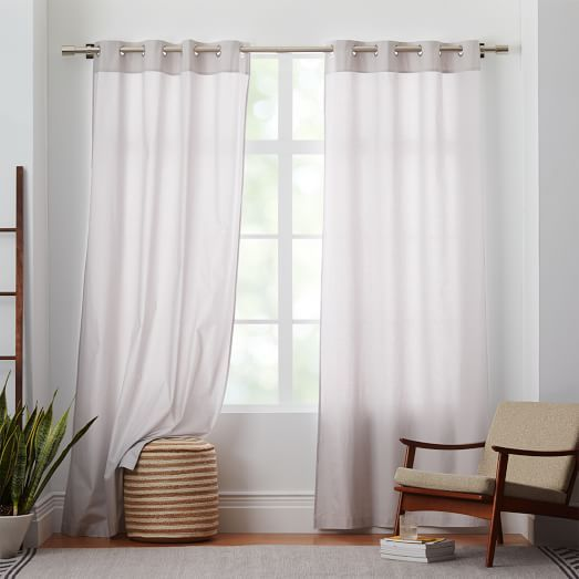 1000+ images about Curtains on Pinterest   Curtain rods, Window ...