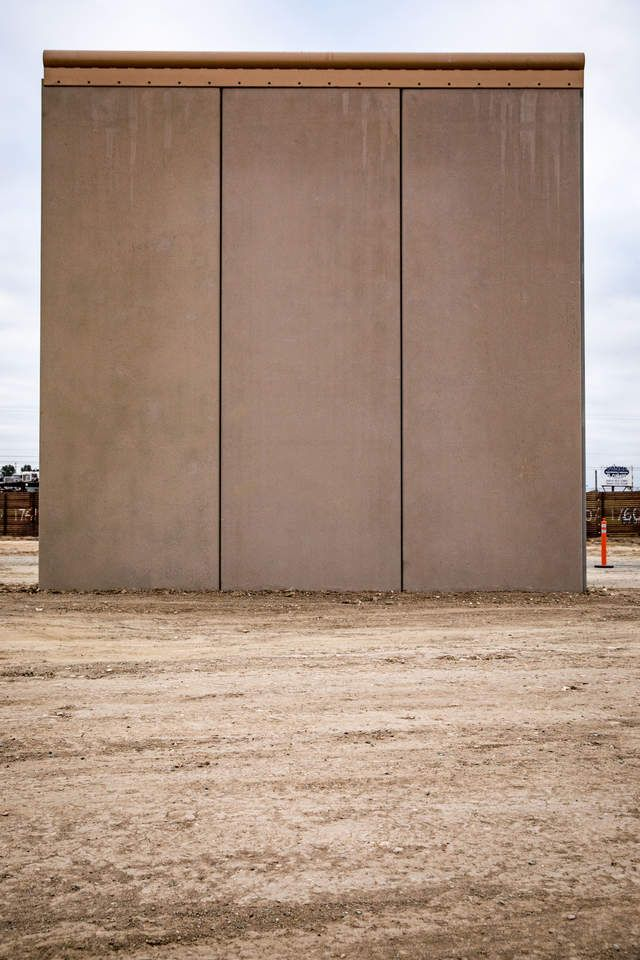 Eight Ways to Build a Border Wall