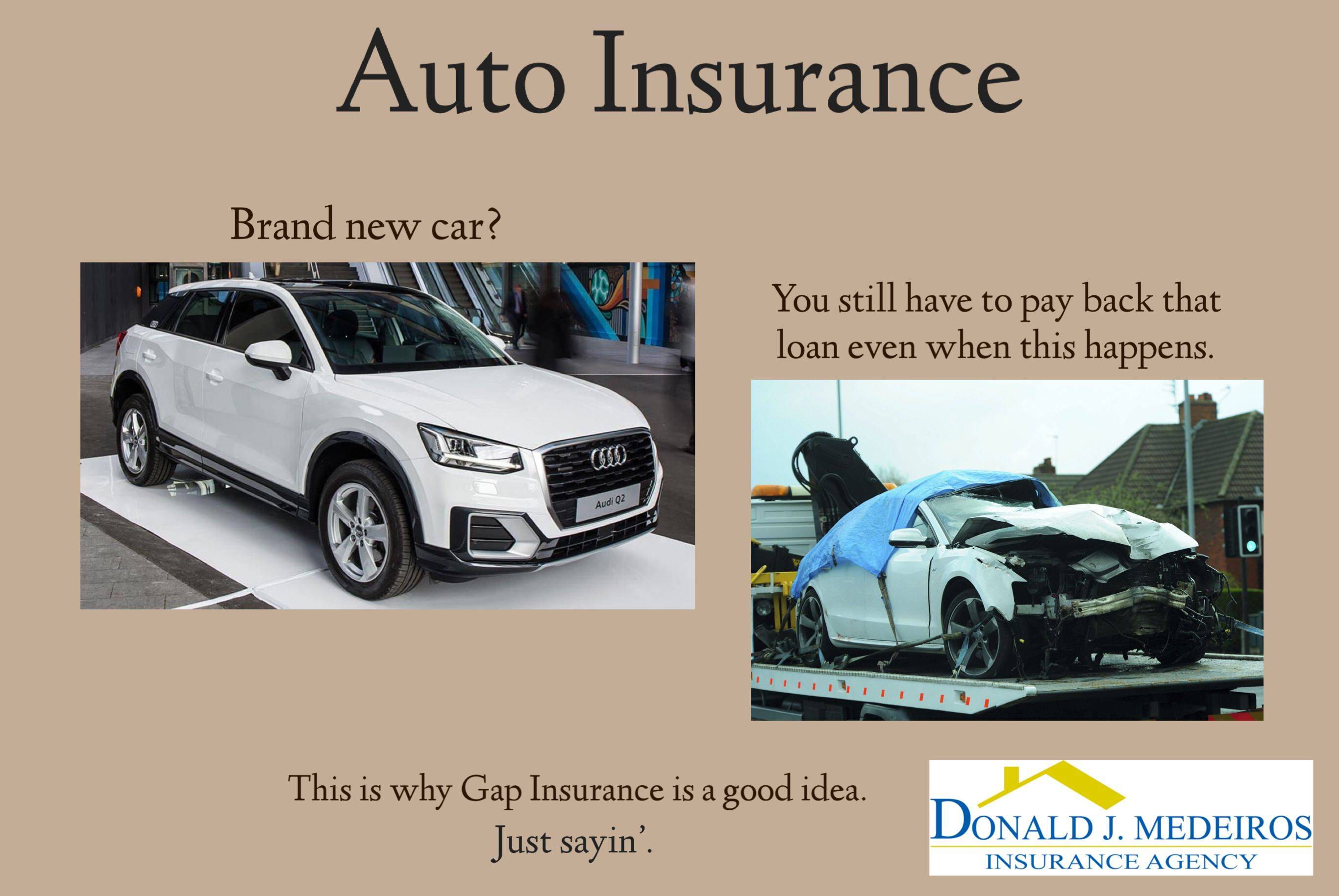 Gap Insurance A Great Idea For That New Car Insurance Agency Business Insurance Agency