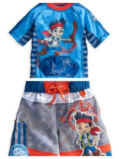 8fb7a5f269297 Disney Jake and the Never Land Pirates swimwear for boys   Swimsuit ...