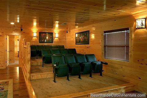 Find a Large Cabin Rental in Gatlinburg & Pigeon Forge, TN | Pigeon ...