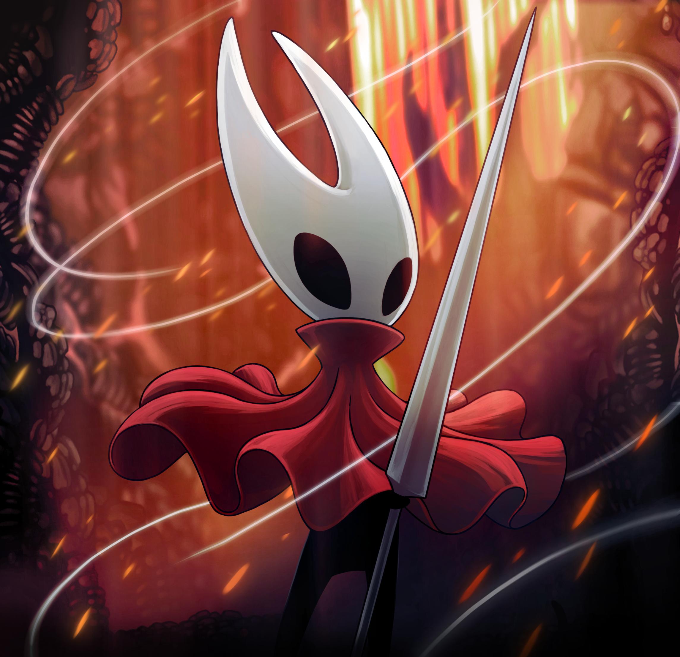 Hollow Knight Silksong Knight Art Knight Hollow Art