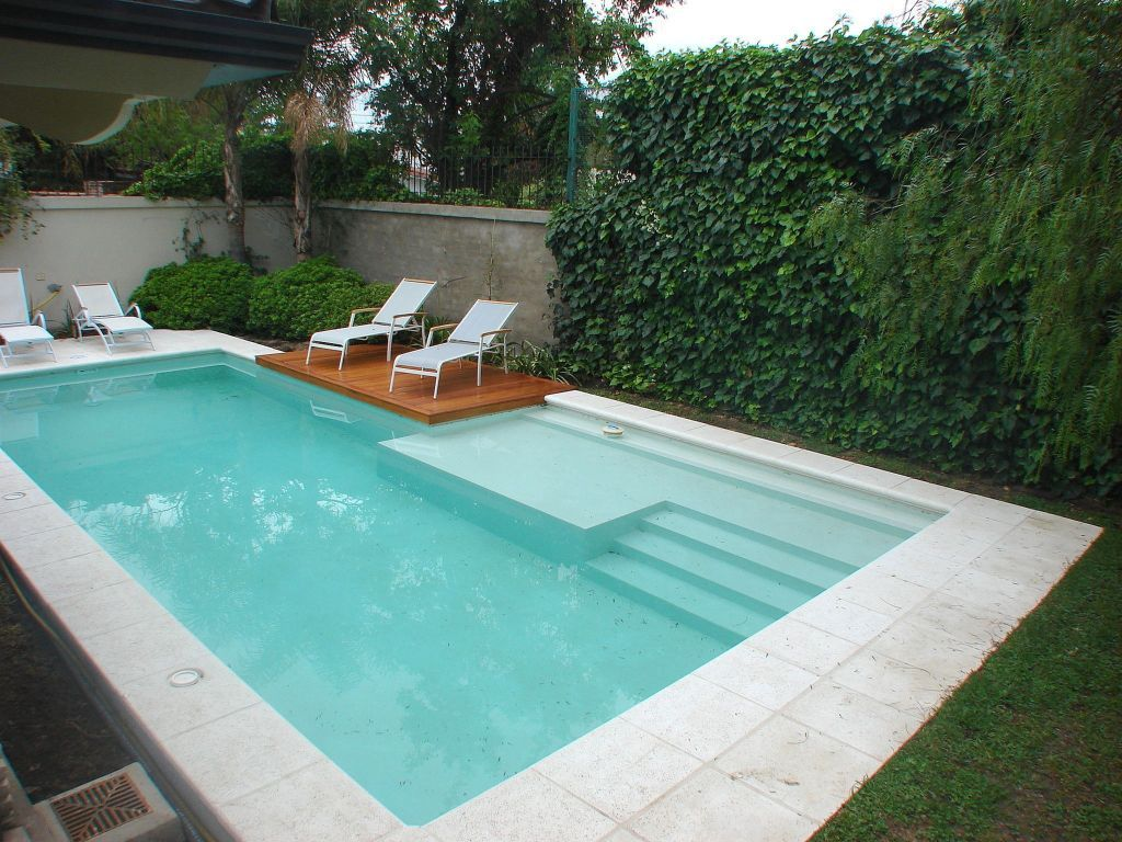 Minimalist Pool Decoration Ideas 190 Backyard Pool Designs Backyard Pool Pool Landscaping