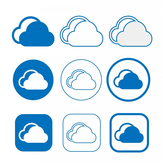 Simple Cloud Icon Sign For Web And App Web Icons Cloud Icons App Icons Png And Vector With Transparent Background For Free Download Cloud Icon Cloud Illustration Web Icons