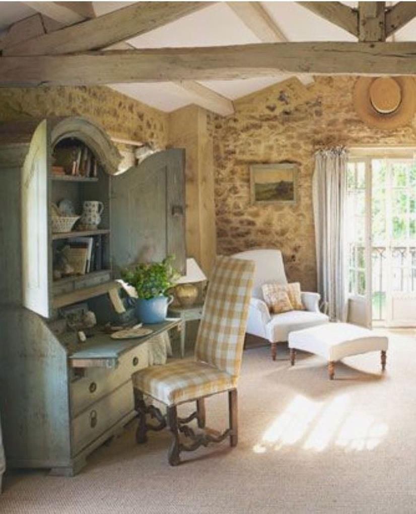 40 Vintage French Farmhouse Decor Ideas | French country ...