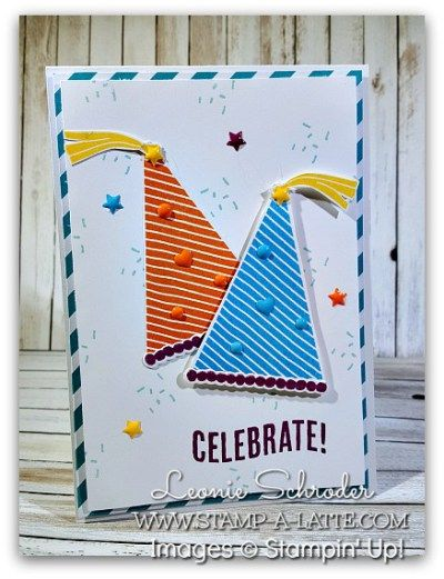 Biggest Birthday Ever Stamp A Latte Paper Crafting Pinterest