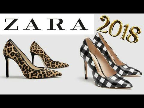 Primavera Moda Mas Zara Verano2018 Colección Zapato Nuevo Y De Youtube Mujer Calzado Vendido ZqBBTaw