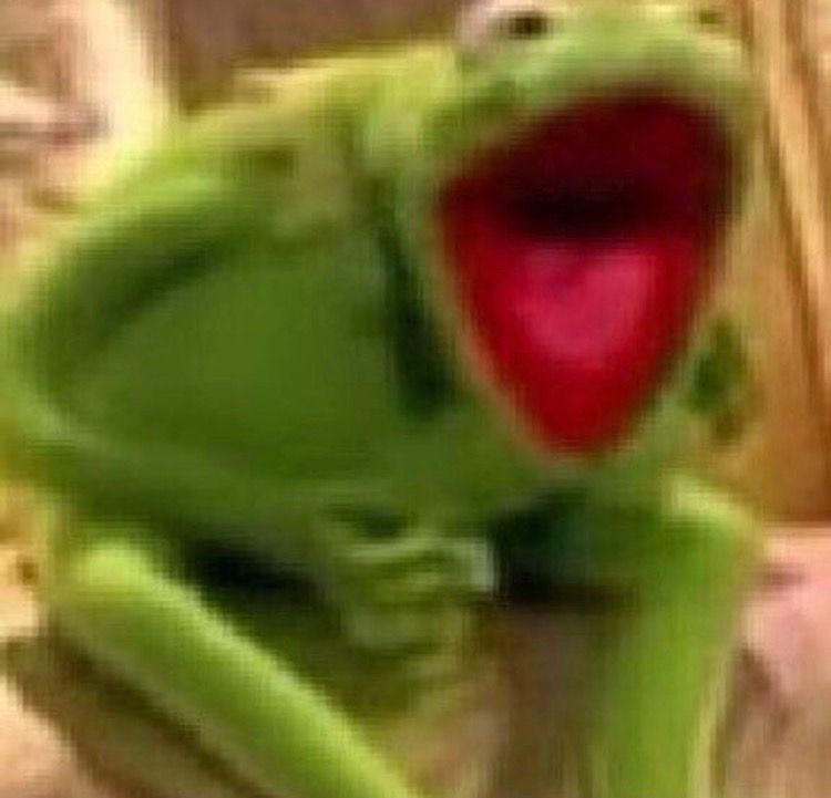 Rana Amorfa    Memes Kermit And Meme
