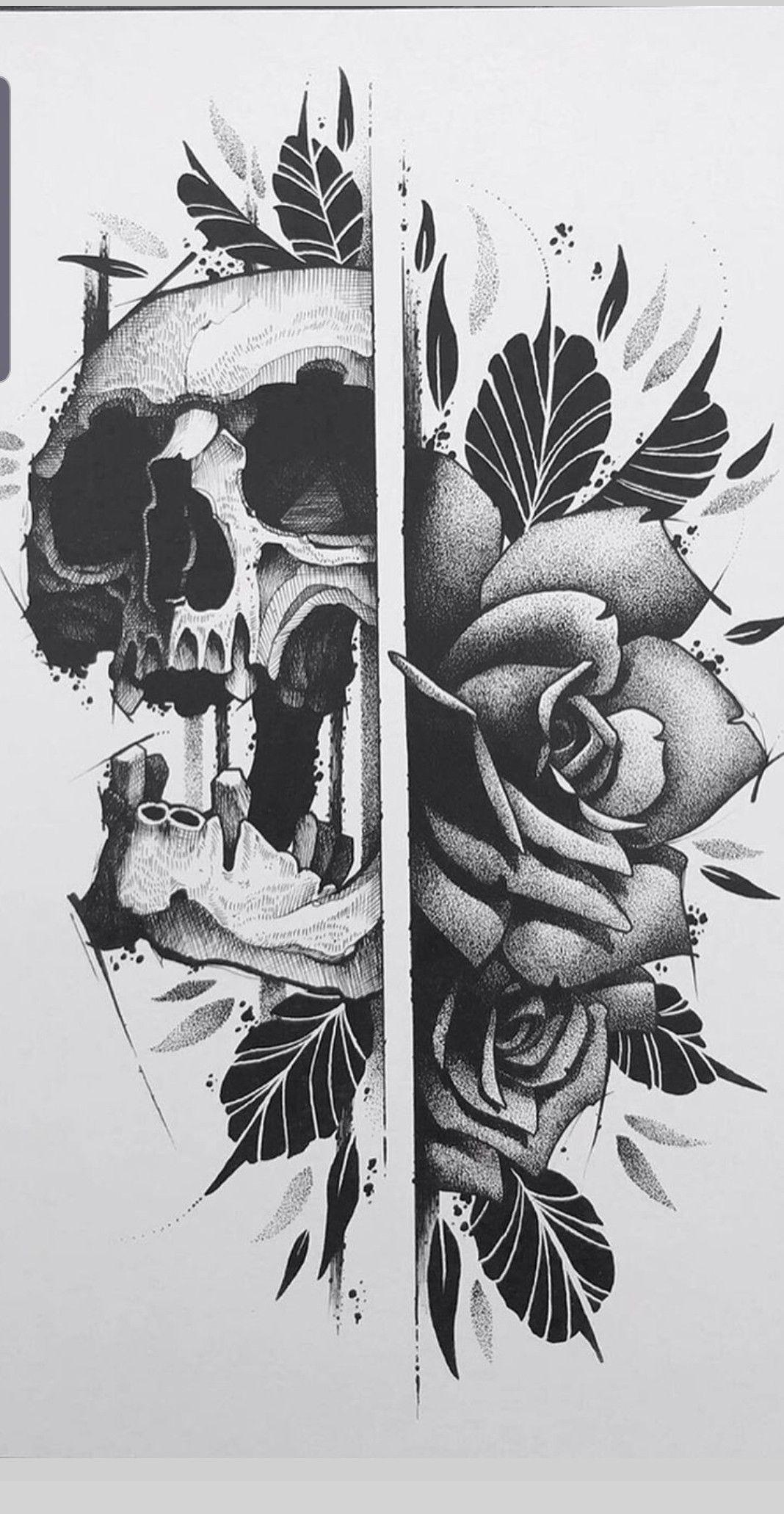 Pin By Bahri Sud On Ink Skulls Drawing Skull Tattoo Design Japanese Tattoo Art