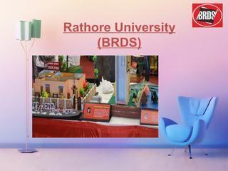 Interior Design Collage in Ahmedabad Rathore University