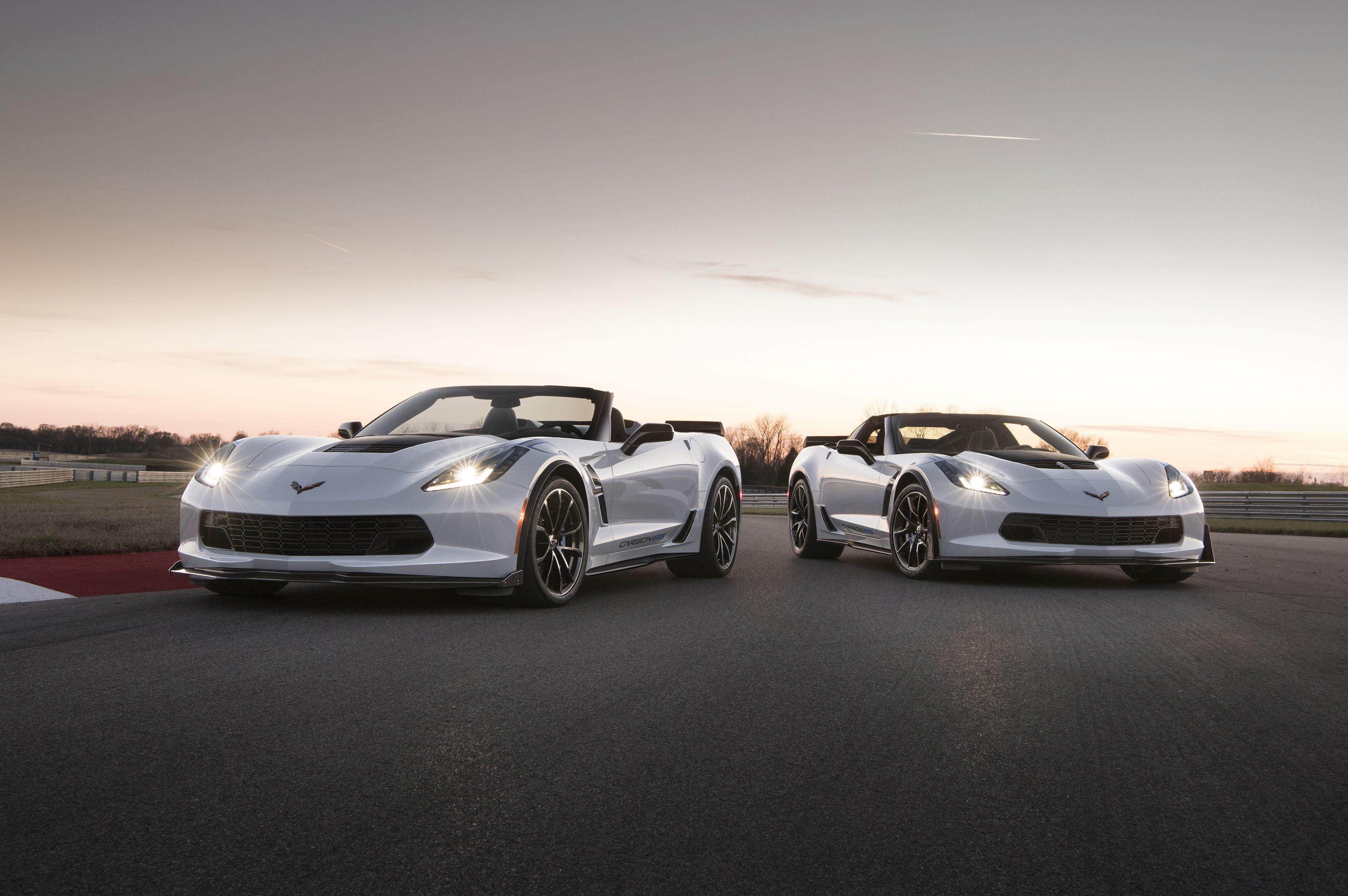 2018 Corvette Final Stats Release National Corvette Museum Leto
