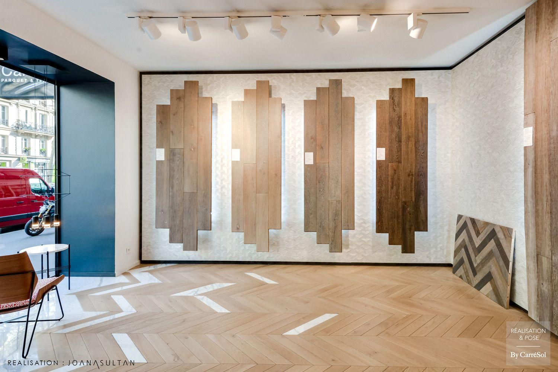 Showroom Carresol Paris 17eme With Images Showroom Interior
