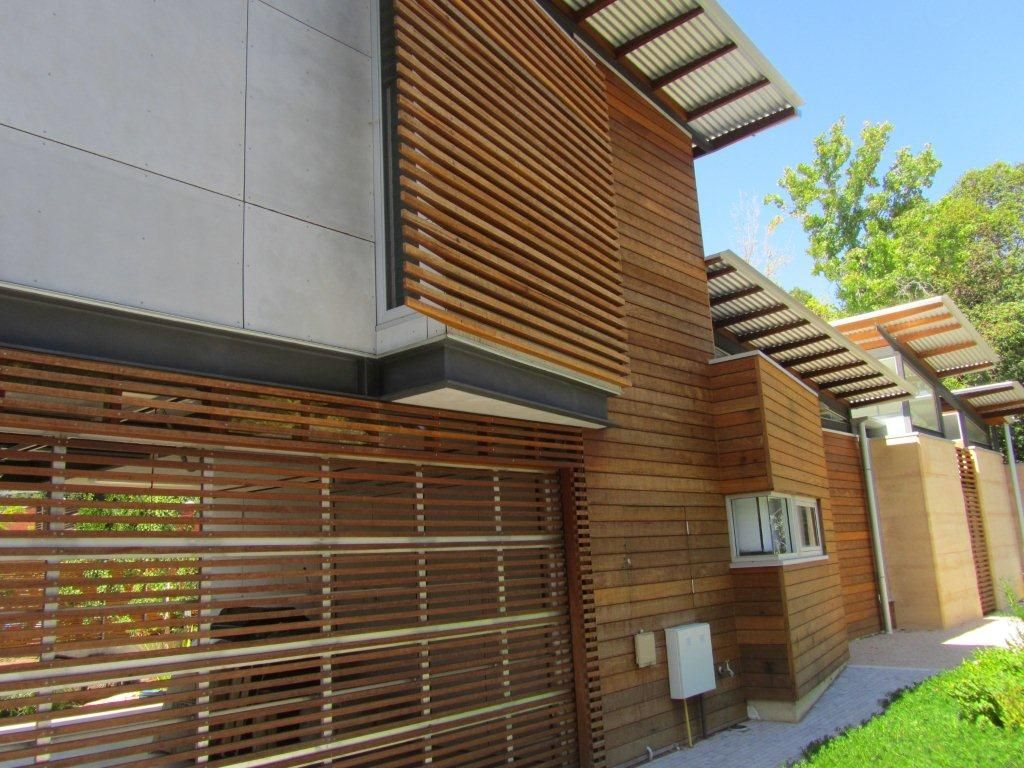 Residential Exterior Cladding : Cladding australian architectural hardwoods