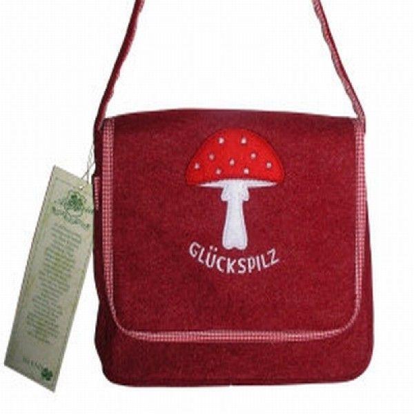 size 40 9809d 56a1d Kindergartentasche Glückspilz, Adelheid Werkstatt des Wahren ...