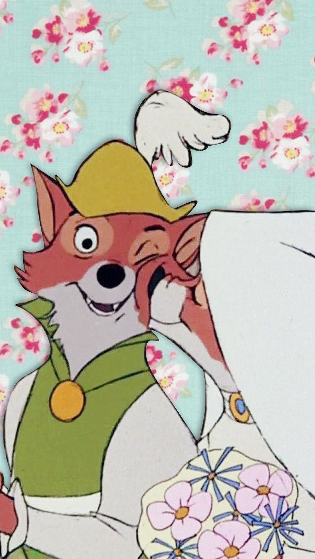 Robin Hood Disney Wallpaper