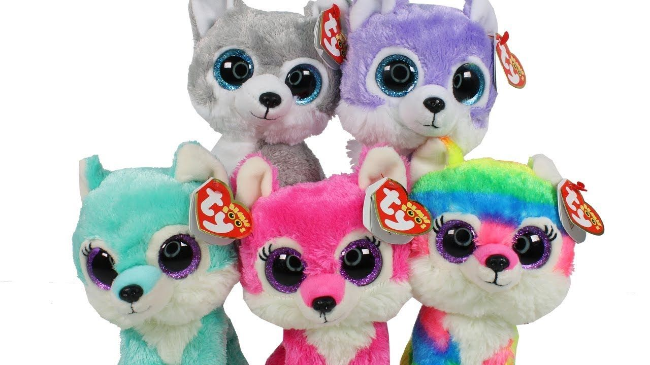 Exclusive Great Wolf Lodge Beanie Boo Haul Unboxing Toy Review TY Beanie. bd52fdd8ec8b