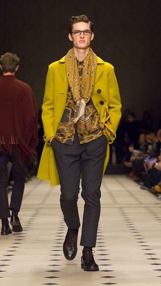 Burberry Prorsum Menswear Autumn/Winter 2015 show | Burberry