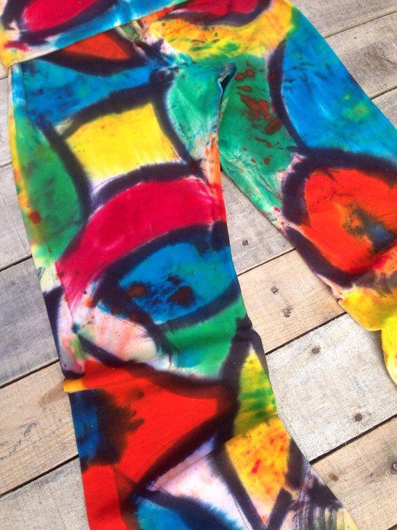 MIRO Yoga Pant by COUTURETEEdotCOM on Etsy