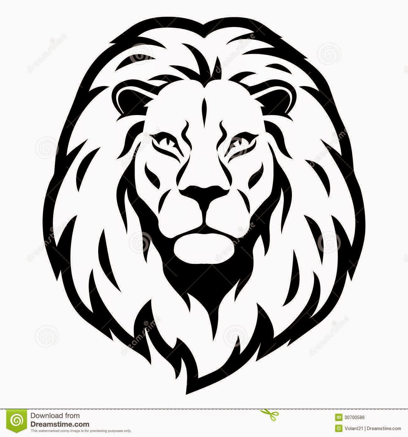 Lion Head Cartoon Galleryhip