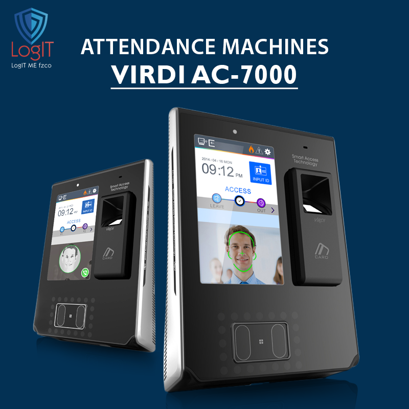 VIRDI AC-7000 Auto height angle adjustment Face detection in the