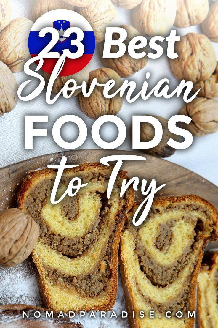 Photo of Slovenian Food – 23 Delicious Recipes You Simply Must Try – Nomad Paradise