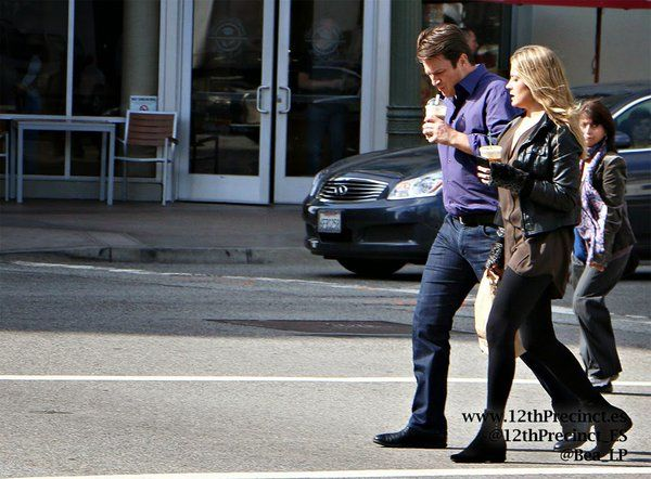 Is nathan fillion dating michelle chapman