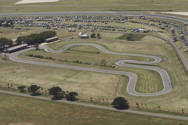 Phillip Island Go Kart Track Go Kart Tracks Go Kart Go Kart Racing