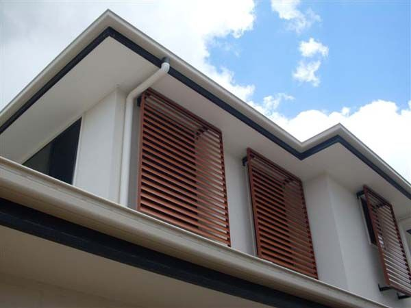 Adjustable window louvres aluminium shutters steel for Privacy window screen
