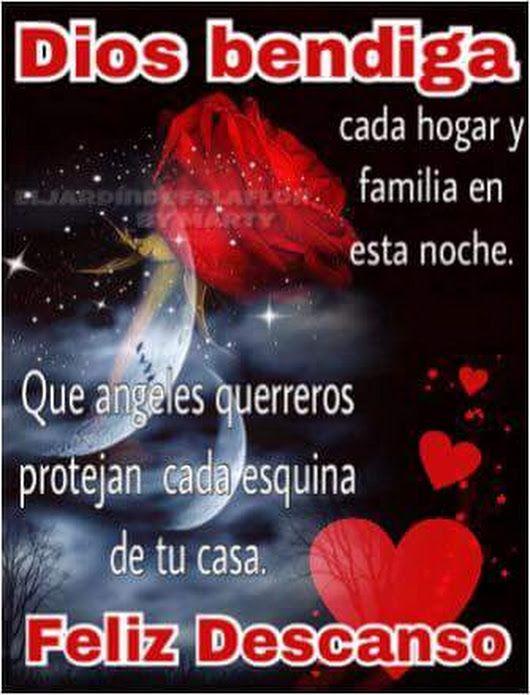 Que Descansen Mis Amig S Hasta Manana Buenas Noches Feliz