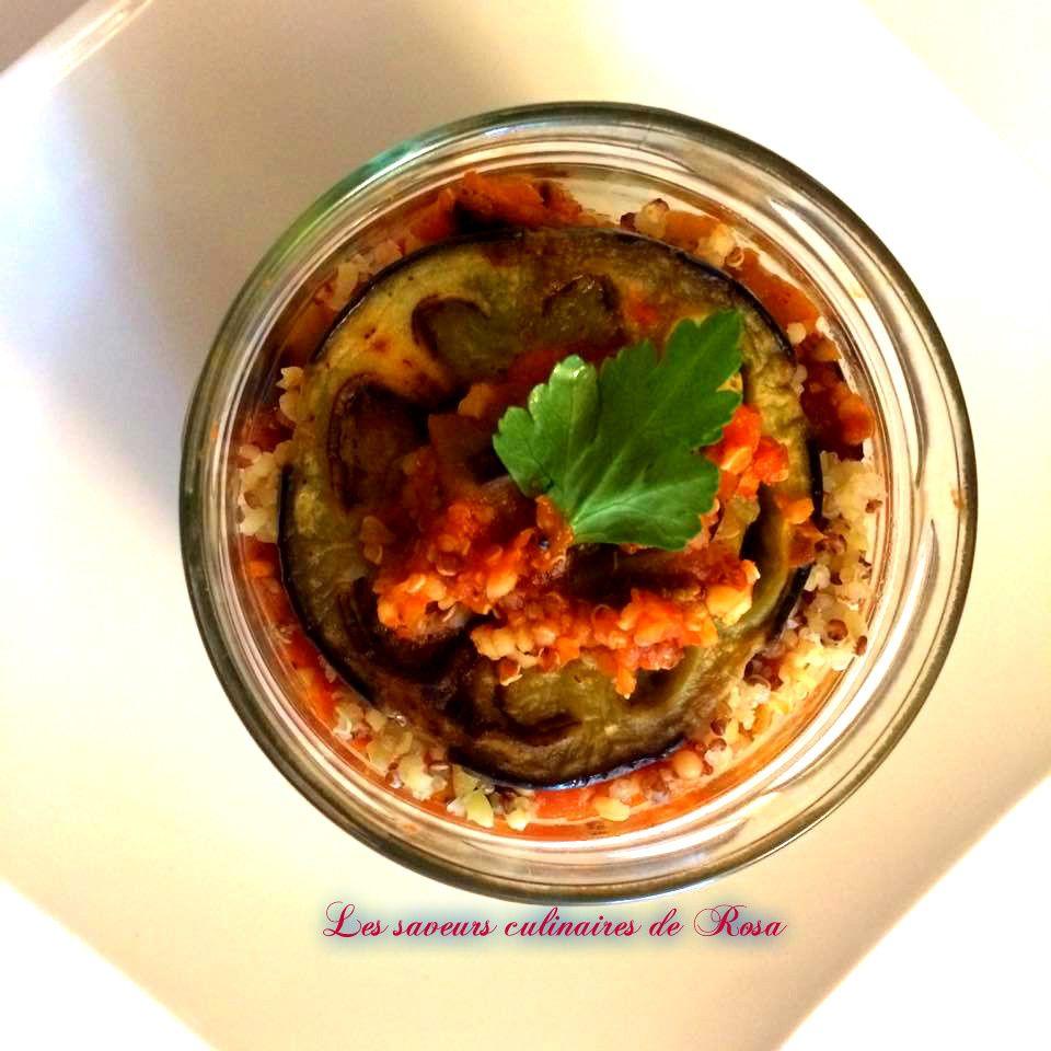 Moussaka végétarienne au quinoa | Moussaka végétarienne ...